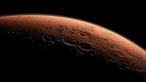 DID SOLAR WINDS CAUSE WATERY MARS TO DRY UP?