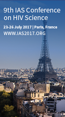 9th IAS Conference on HIV Science - 23-26 July 2017 | Paris, France